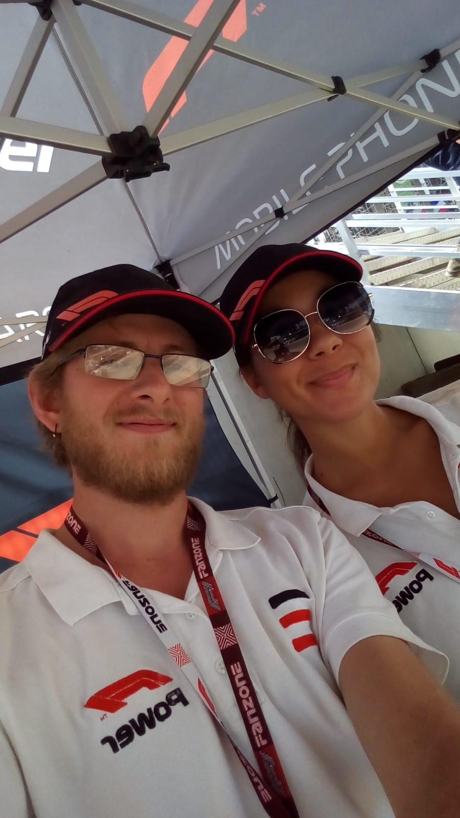 Event Staff - F1 Marseille - Le Castellet 2