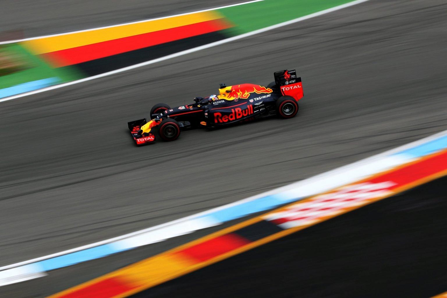 German Formula 1 GP