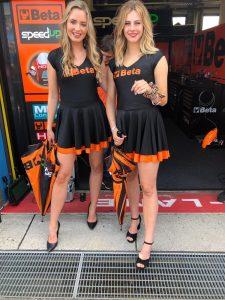 Grid Girls - Dutch MotoGP Assen