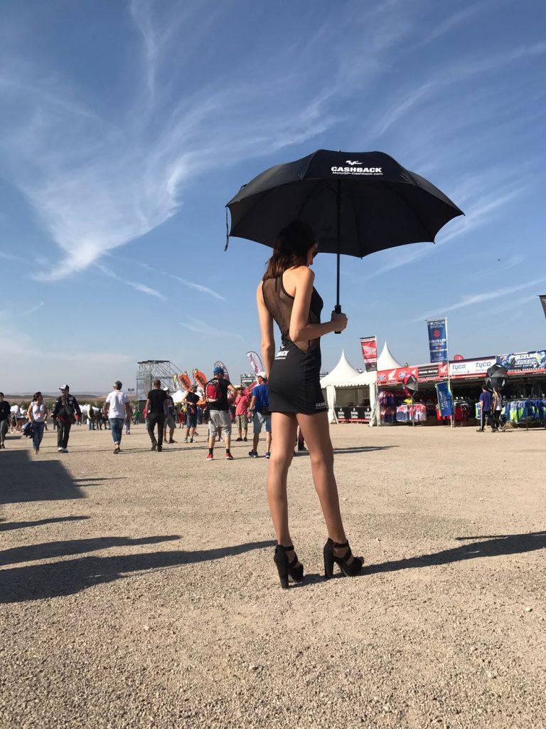 Grid Girls - Promoters Valencia MotoGP