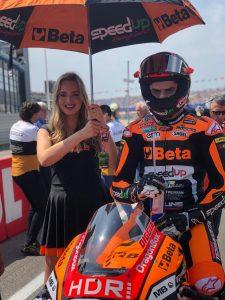 Umbrella Girls - Dutch MotoGP Assen