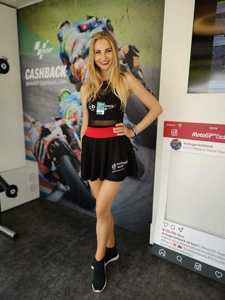 Umbrella Girls Misano MotoGP San Marino