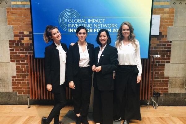 Hostesses Amsterdam - GIIN Investor Forum