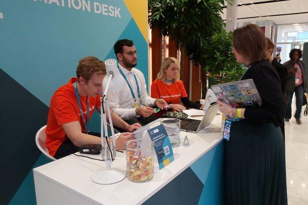 Information Desk Staff Amsterdam