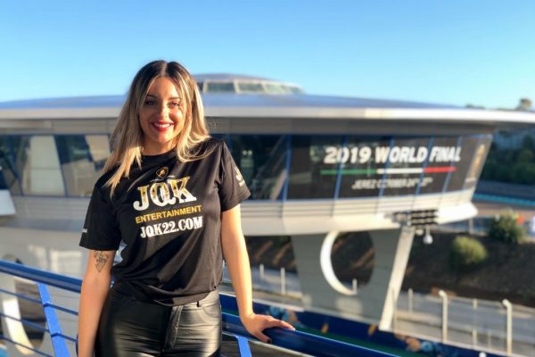 Lamborghini Cup Jerez - Staff for Sport Events - Grid Girls