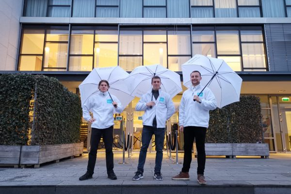 Umbrella Boys - Brand Ambassadors Amsterdam - Facebook