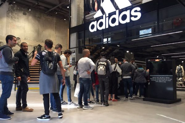 ZNE Adidas Campaign 17 - Event Staff Paris