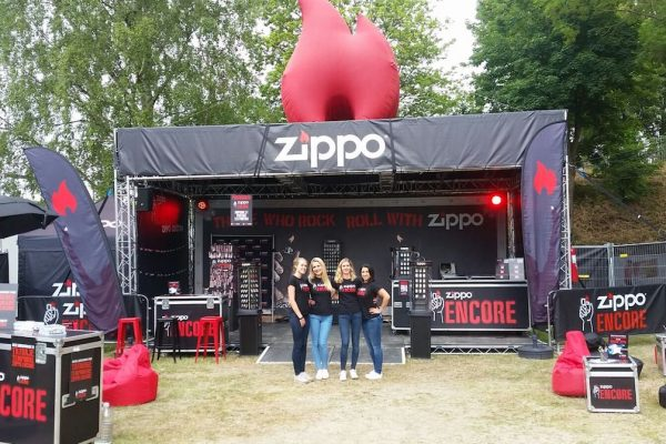 Zippo - Brand Ambassadors Paris