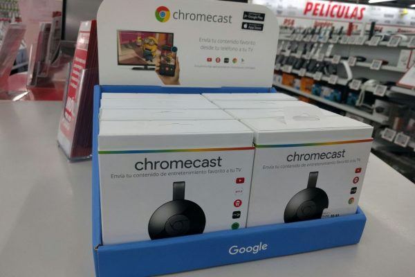 Mystery Shoppers - ChromeCast Audio Campaign