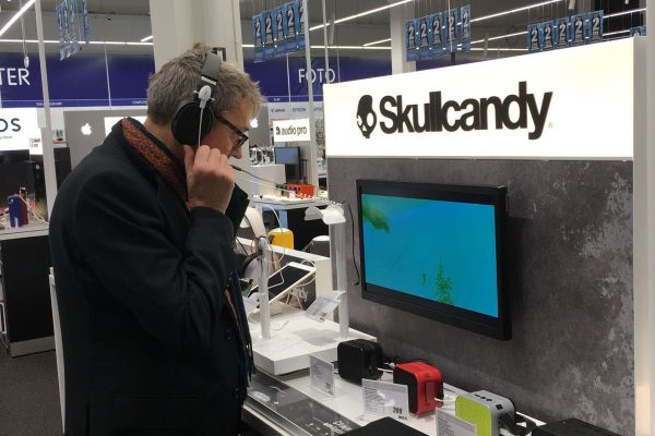 Mystery Shoppers in action - Skullcandy