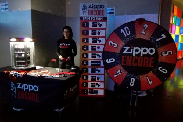 Exhibition Staff - Hostesses ZIPPO Cologne