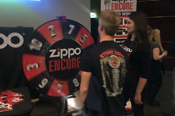 Promoters ZIPPO Cologne