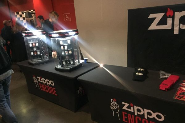 ZIPPO Brand Activation Hostesses Cologne