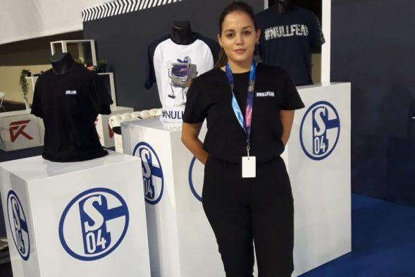Hostesses Athens - LEC Athens Sept 2019