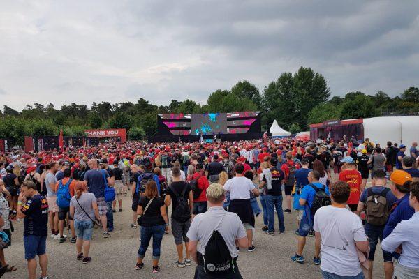 Staffing Agency for Events Frankfurt - Johnnie Walker Formula 1