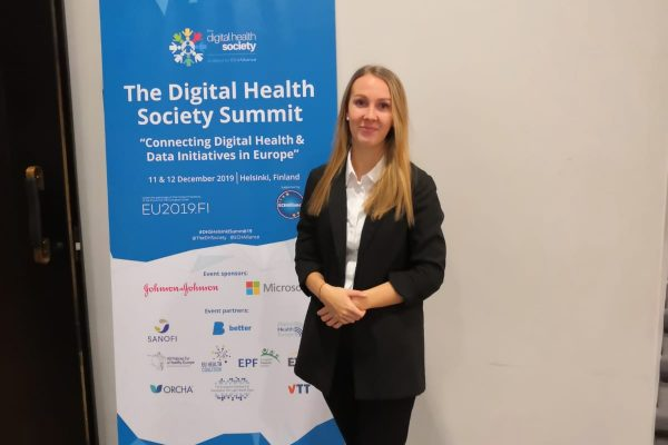 Hostesses Helsinki - The Digital Health Society Summit Helsinki - ECHAlliance