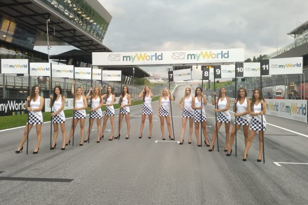 Grid Girls Prague Hostesses Brno - MotoGP