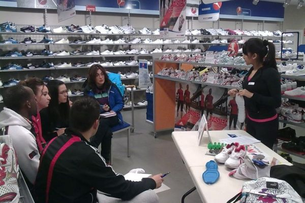 Retail & Product Trainers - Reebok Field Marketing Campaign